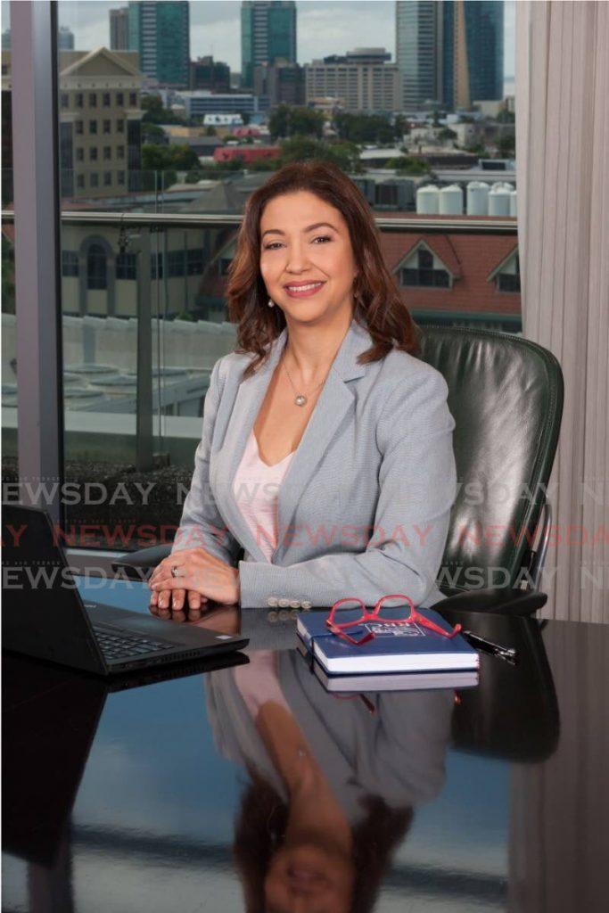Gretchen Camacho-Mohammed, managing director of RBC Royal Bank TT. Photo courtesy RBC -
