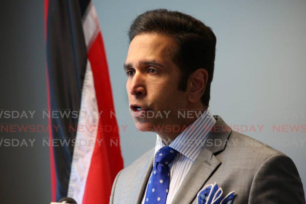 Attorney General Faris Al-Rawi  -