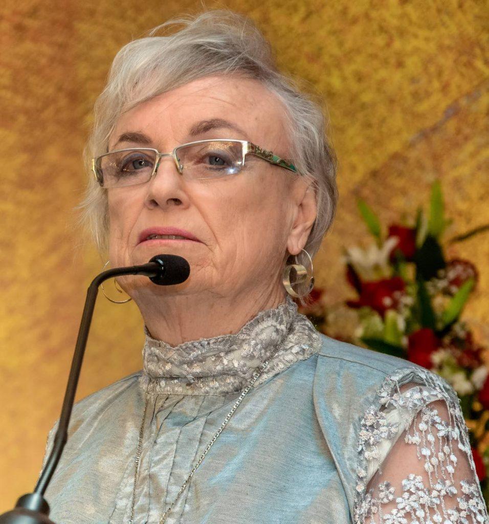 Diana Mahabir-Wyatt -