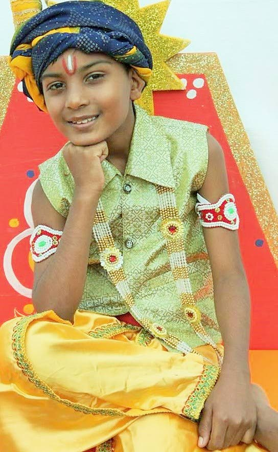 Mandeep Poonwassie is a finalist in the 2020 Schools Intellectual Chutney Soca Monarch which takes place on February 19 at Queen's Park Savannah, Port of Spain. His song is Trinbago Celebration.. -