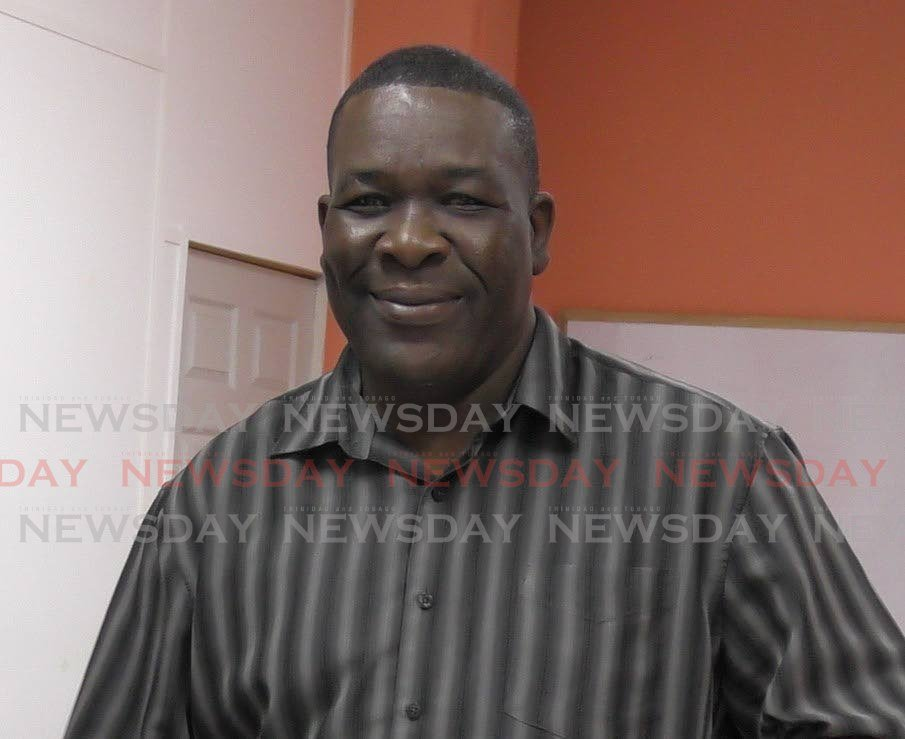 TTFA president William Wallace -