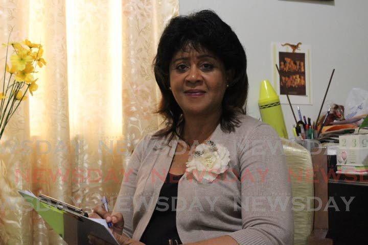 Psychologist Dr Margaret Nakhid-Chatoor. -