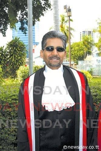 Justice of Appeal Vasheist Kokaram. -