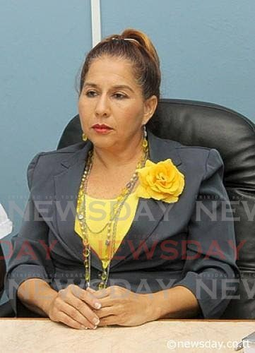 Dianne Hadad, president of the Tobago-arm of the TT Chamber of Industry and Commerce. -