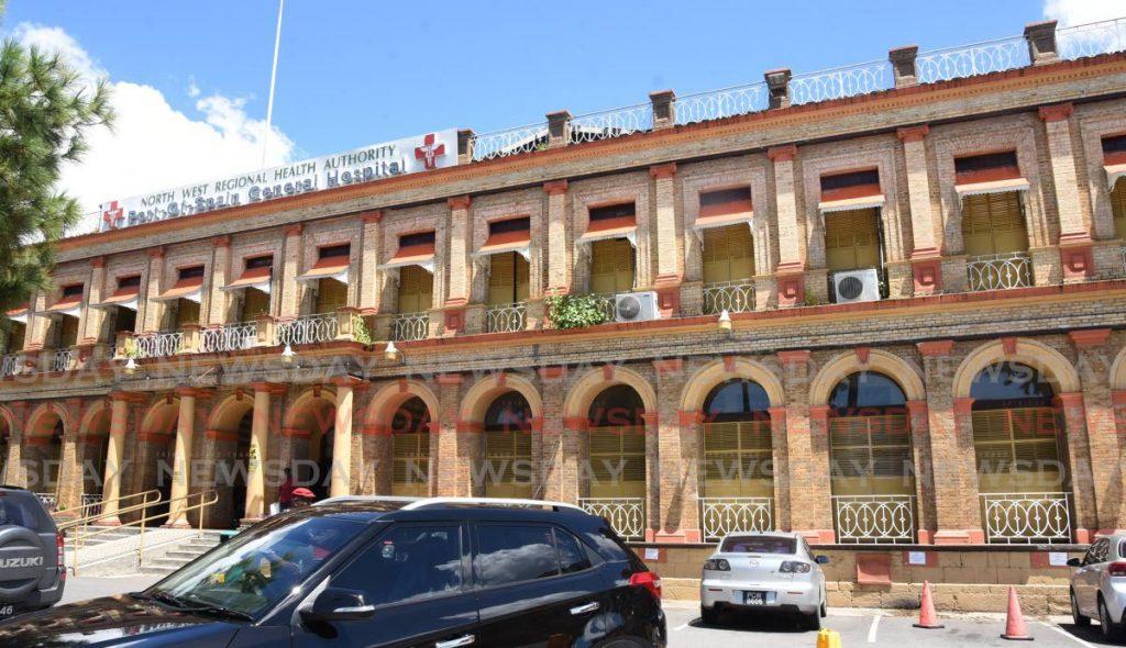 Port of Spain General Hospital -