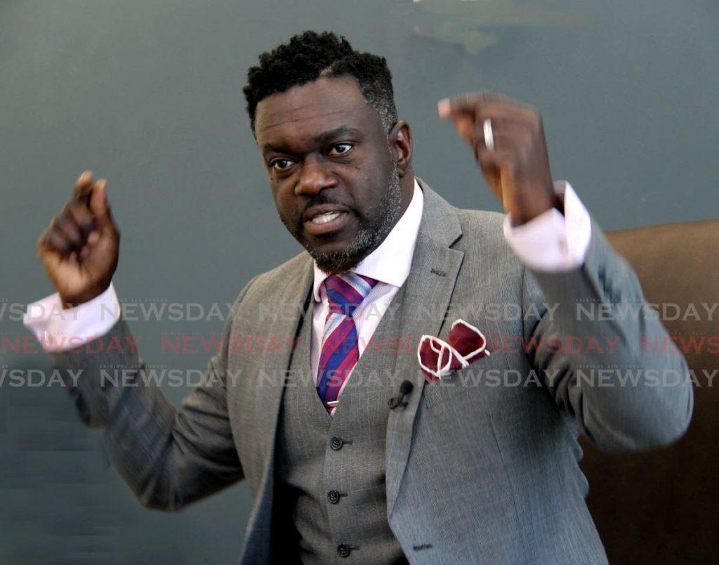 THA Minority Leader Watson Duke  -