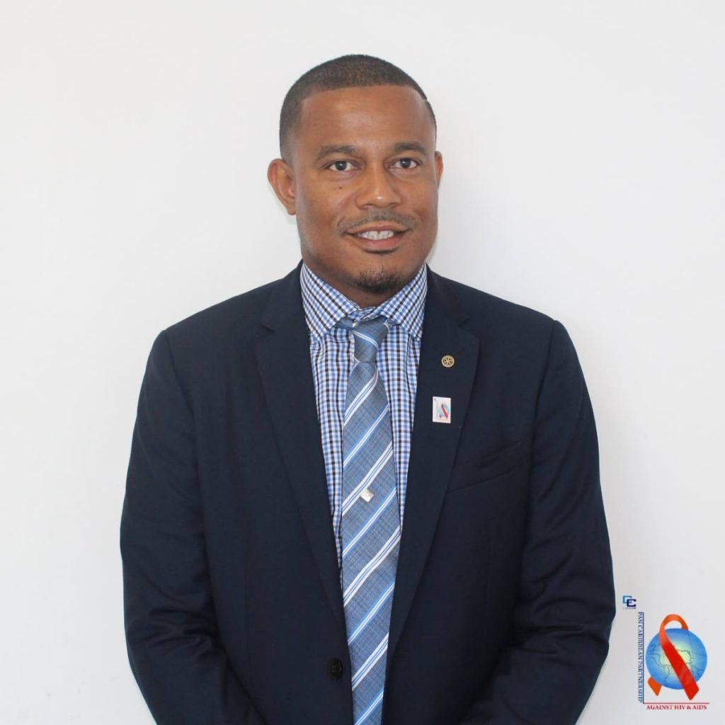 Dr Rosmond Adams  is ew director of the The Pan Caribbean Partnership against HIV and AIDS (Pancap). -