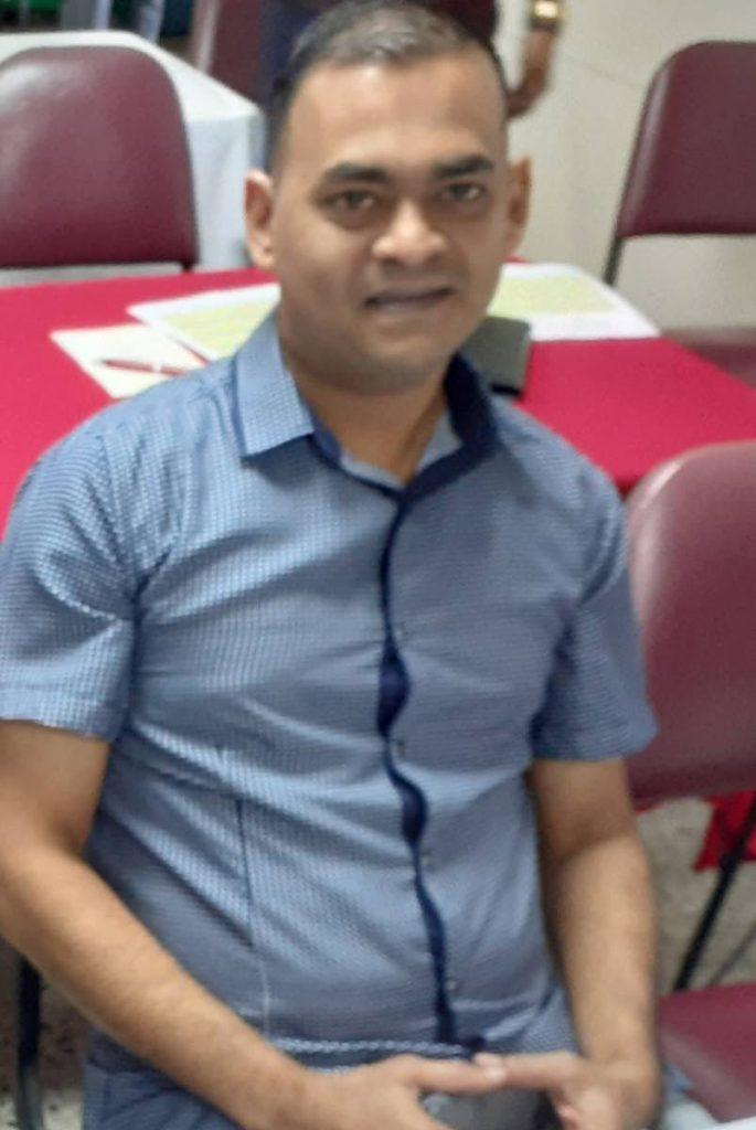 President's Associates Sports Club cricketer Foaud Bassarath. -