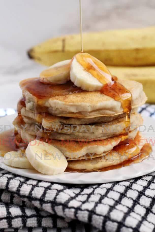 Banana pancakes -