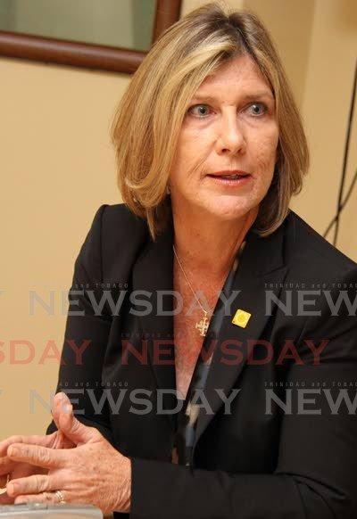 Sharon Inglefield, head of Arrive Alive.  -