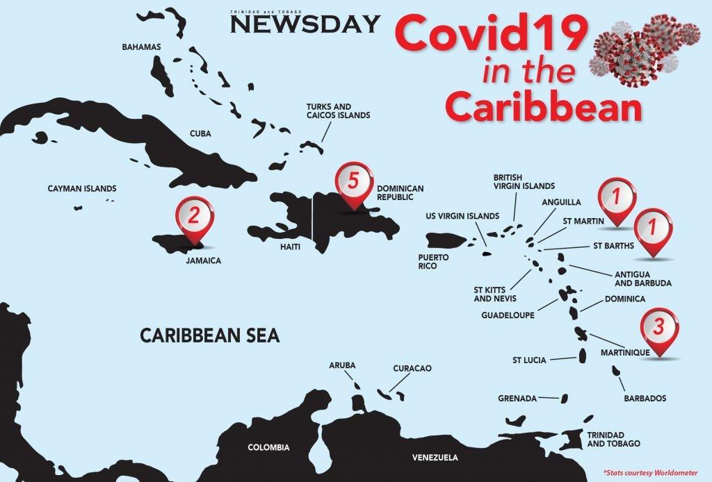 jamaica announces 2nd coronavirus case