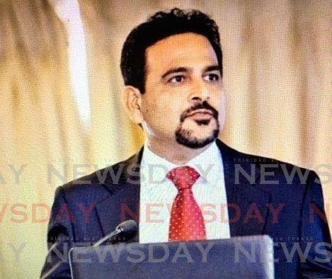 Dr Adesh Sirjusingh -