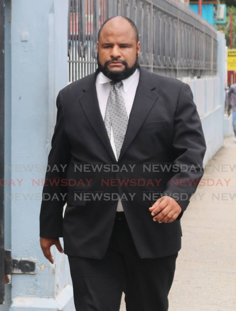 Justice Kevin Ramcharan. -