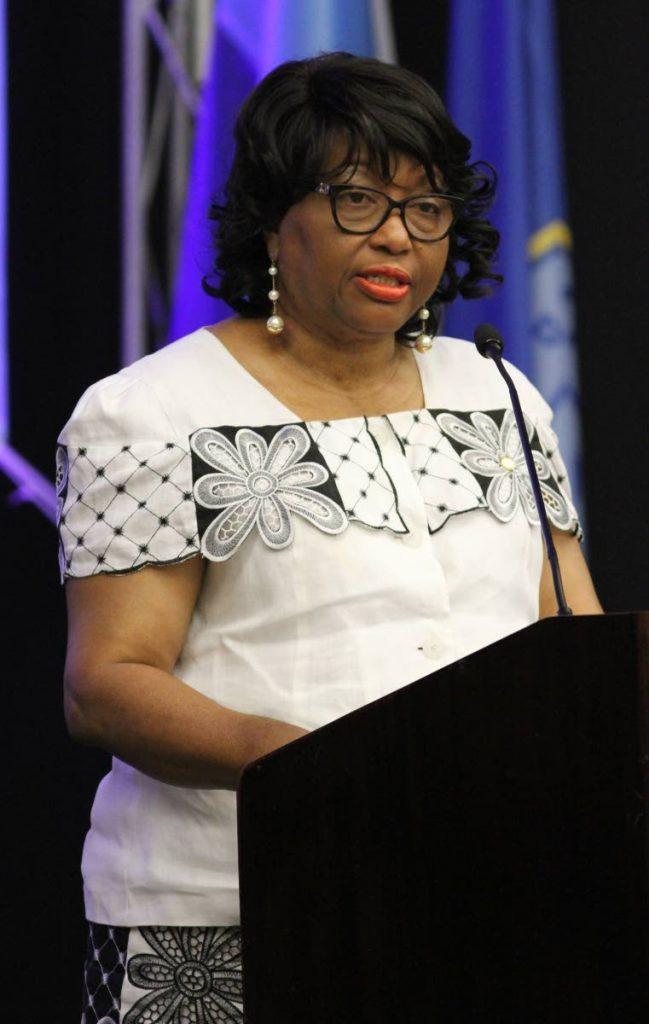 Dr Carissa Etienne -