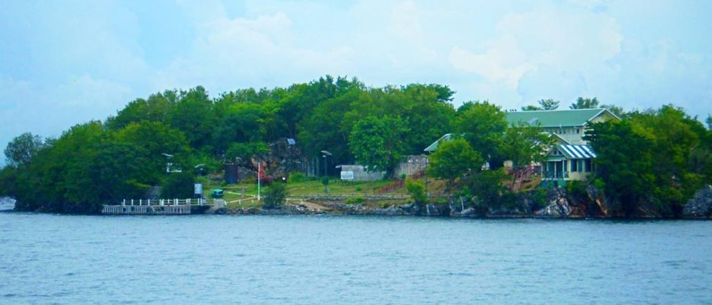 Nelson Island Heritage site -