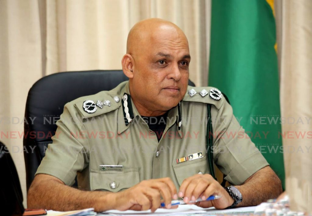 Prisons Commissioner Dennis Pulchan. FILE PHOTO -