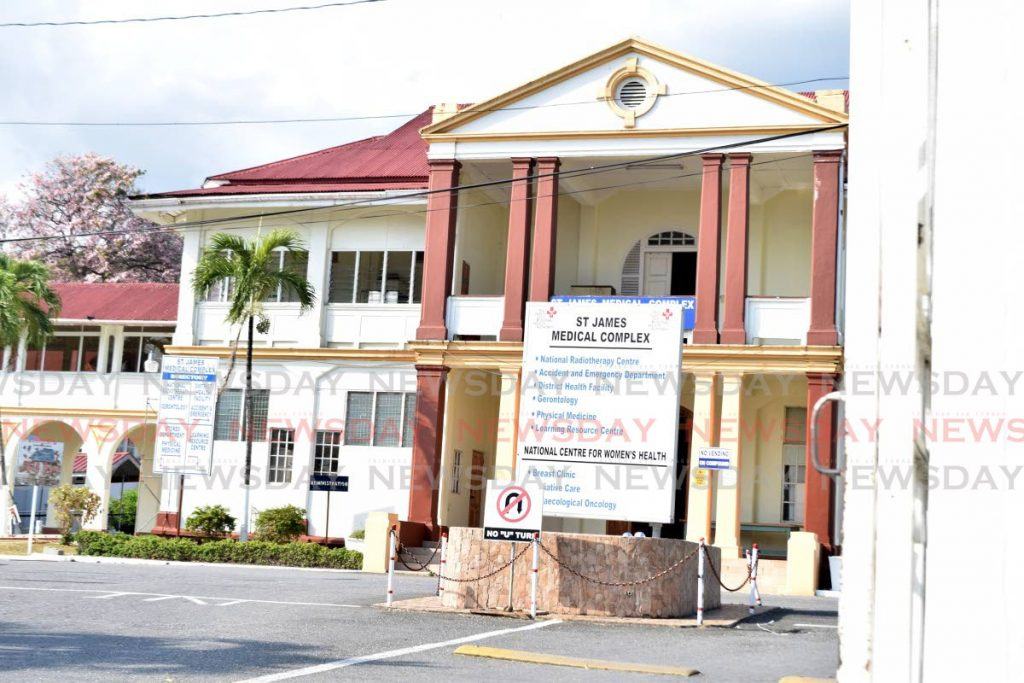 Changes will be made to cancer treatment for patients of the St James Medical Complex in response to the covid19 pandemic. - Vidya Thurab
