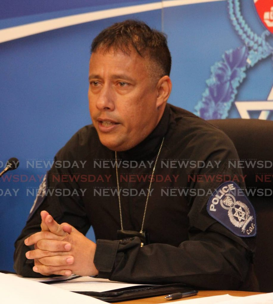 CoP Gary Griffith - ANGELO_MARCELLE