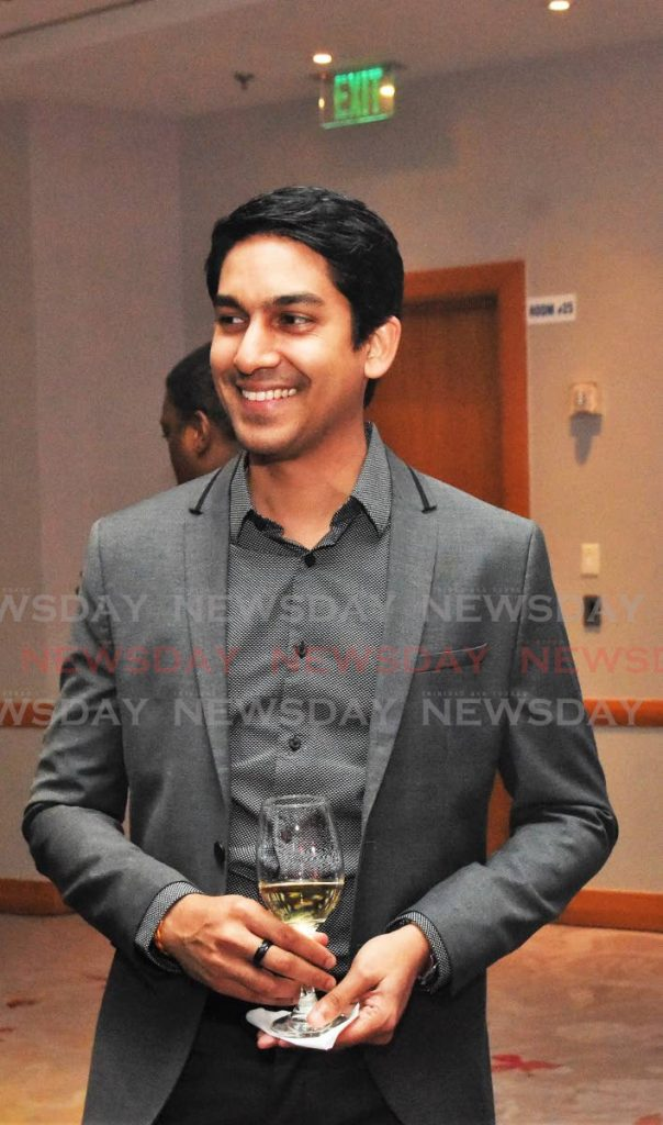 Deepak Lall, CEO of Qualitech Machining Services Ltd. FILE PHOTO - FILE PHOTO