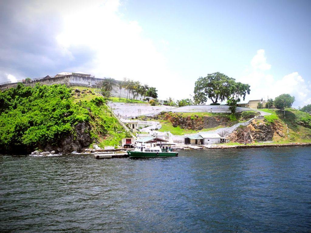 Carrera Island - Photo by Maya Doyle