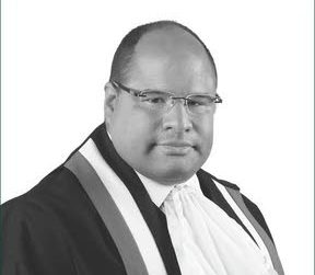 Justice Kevin Ramcharan. - Judiciary of TT