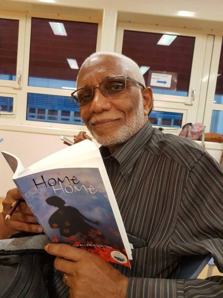 St Lucia-born poet John Robert Lee reads Trinidadian writer Lisa Allen-Agostini's novel Home Home. -