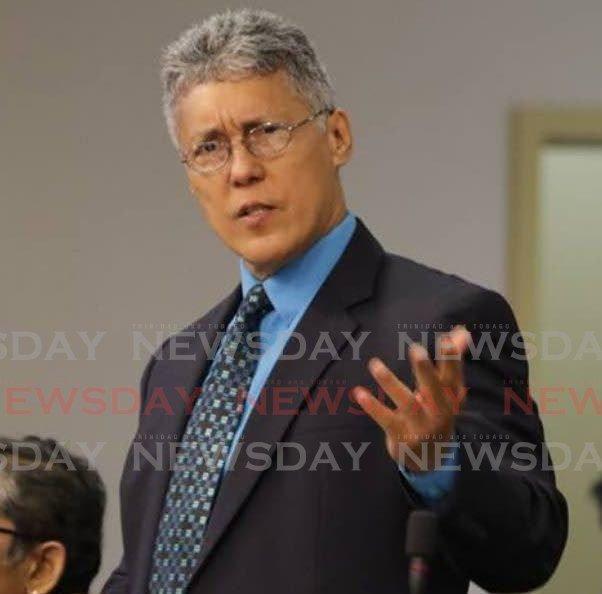 Independent Senator Anthony Vieira. -