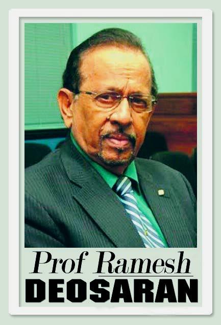 Professor  Ramesh Deosaran -