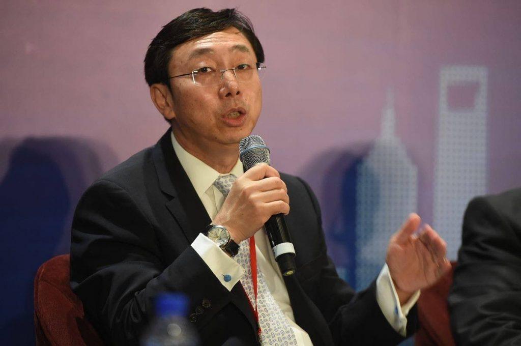 IMF deputy managing director Tao Zhang -