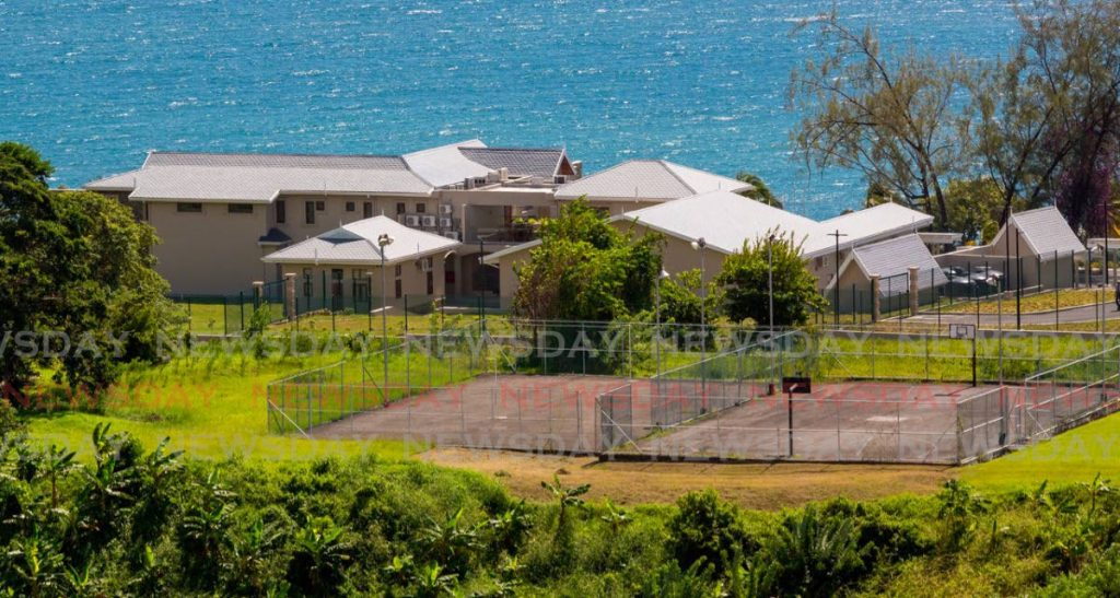 FILE PHOTO: The Prime Minister's new official residence overlooking the ocean in Mt St George, Tobago.  - DAVID REID