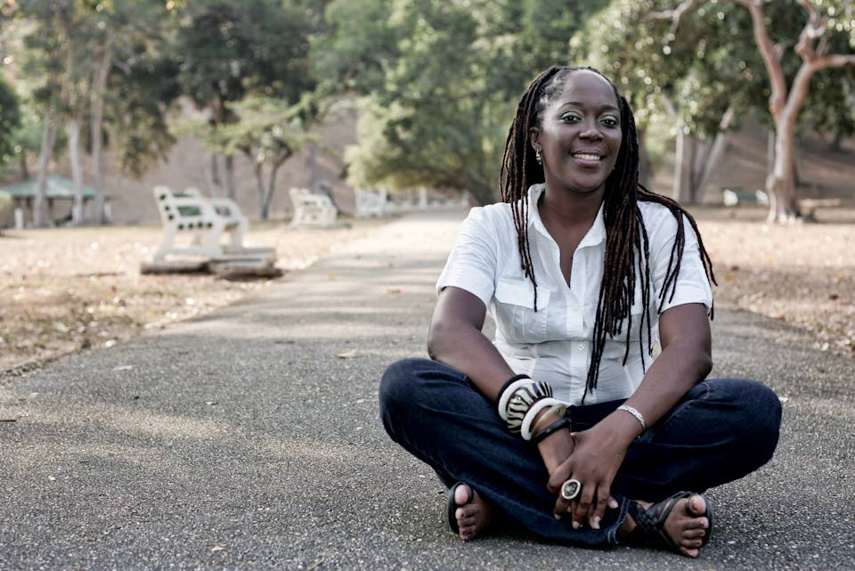 Here is Dr Lesley-Ann Noel, a Professor of Practice at the Phyllis M Taylor Centre for Social Innovation and Design Thinking at Tulane University in New Orleans.  - Photo courtesy Dr Lesley-Ann Noel