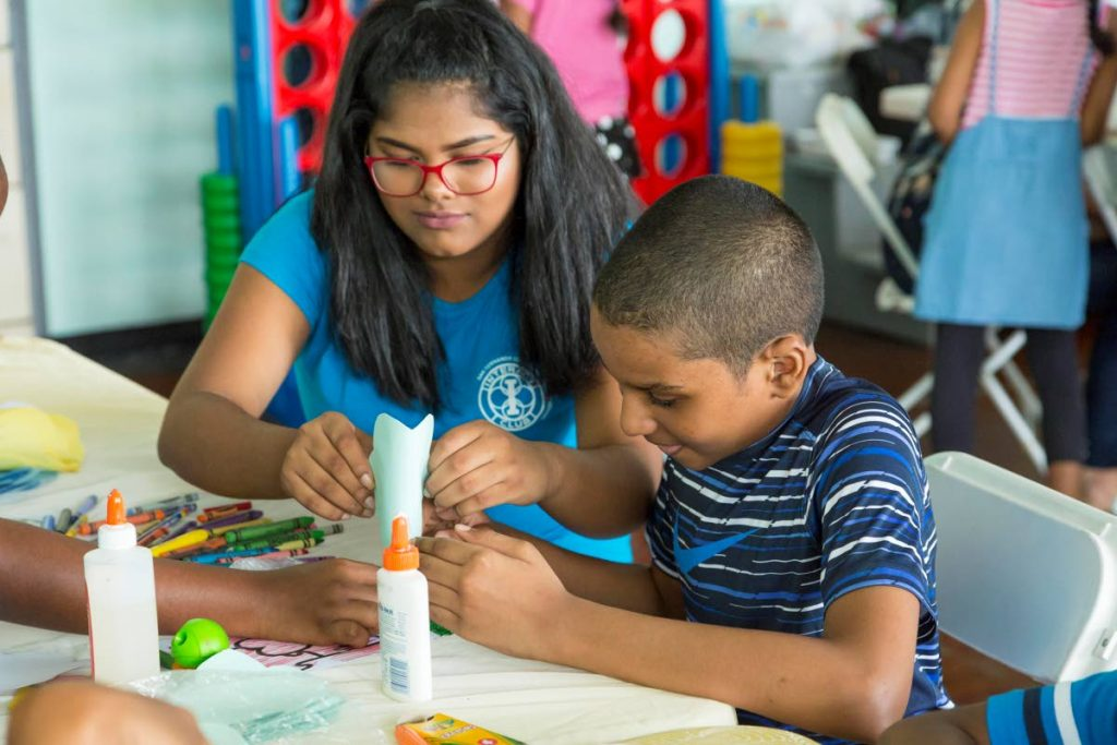Parents spend a large chunk of their income accessing education and health for their special needs child. - Sataish Rampersad
