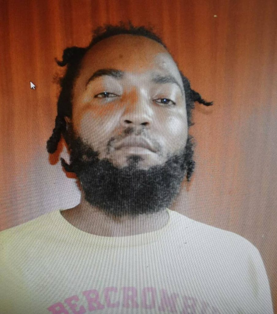 CHARGED: Atiba Lewis appeared in court on three charges against a minor. PHOTO COURTESY TTPS  - TTPS