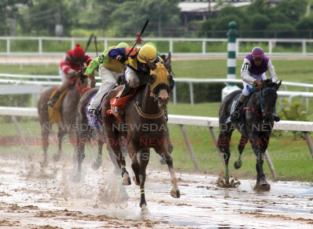 Racing enthusiasts are hopeful for a June 19 resumption of races at the Santa Rosa Park, Arima. - ROGER JACOB
