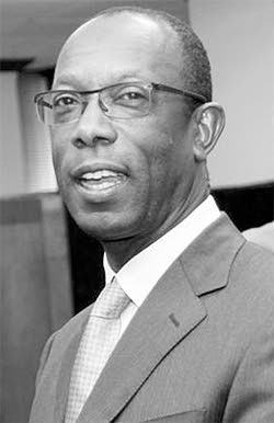 Jamaican-born Queen's Counsel Vincent Nelson  -