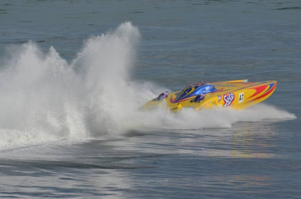 In this August 17, 2019 file photo, Mr Solo takes part in the annual Great Race. Solo won the 130mph class.  - Ronald Daniel