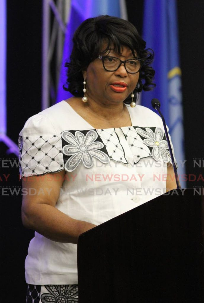 PAHO Director Dr             Carissa Etienne. - ANGELO_MARCELLE