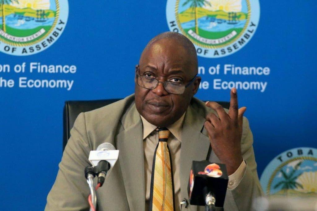 Education Secretary Kelvin Charles -