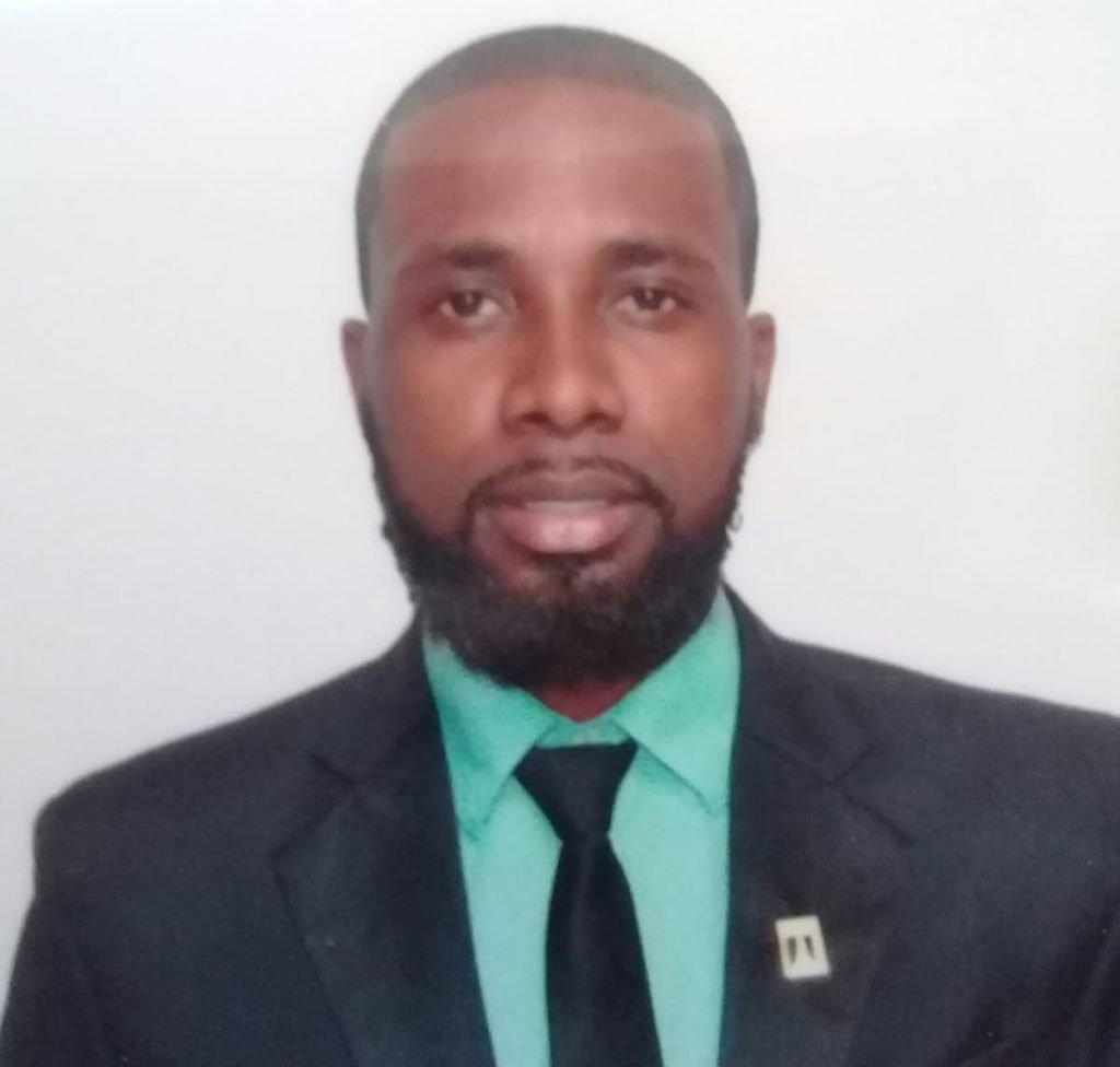 TTUTA Tobago officer Bradon Roberts said he will believe a new Scarborough Secondary School will be constructed when he sees it.  -