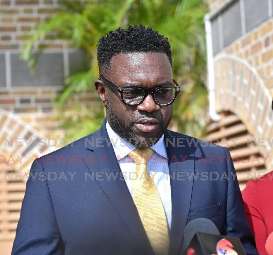 Minority Leader Watson Duke