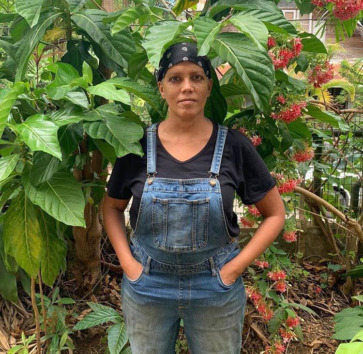Chocolate producer and founder of Sun Eaters Organics Gillian Goddard
