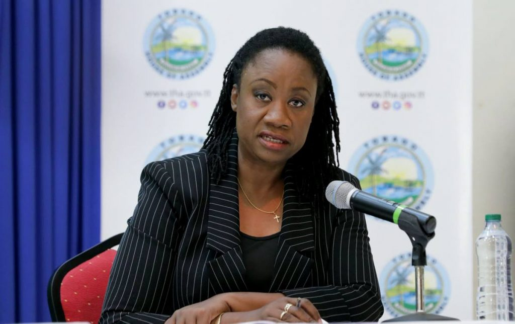 TRHA general manager of primary care Dr Roxanne Mitchell. PHOTO COURTESY THA  -