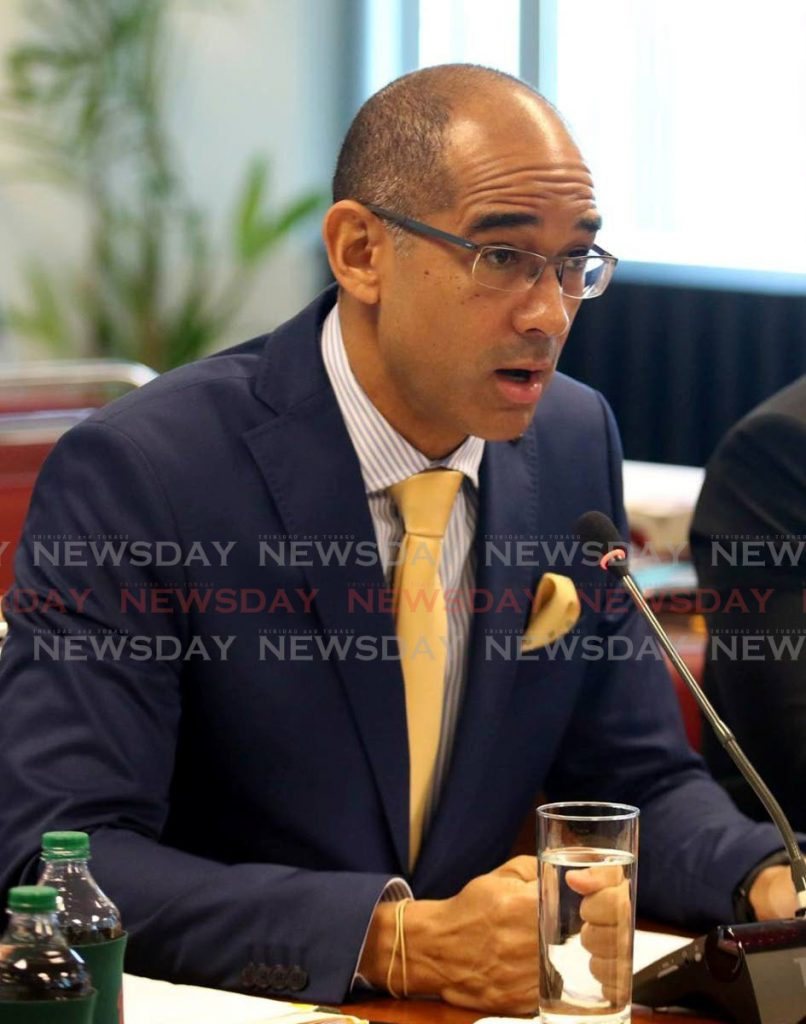 Director of the Police Complaints Authority David West. -