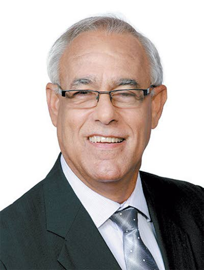 SporTT chairman Douglas Camacho -