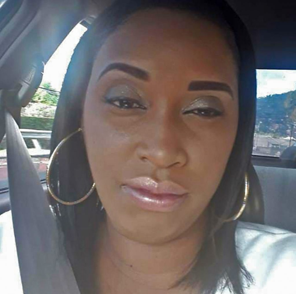 File photo- Adana Stacy Dick, of Christian Drive, Plaisance Park, South  was stabbed to death near her home -