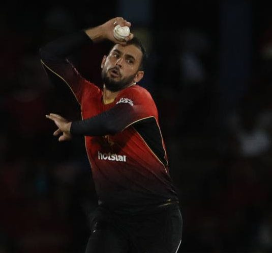 Fawad Ahmed returns to TKR - Trinidad and Tobago Newsday