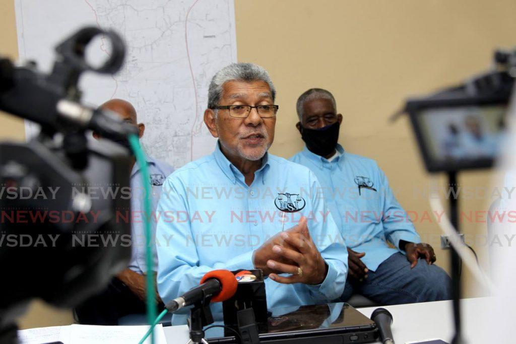 MSJ leader David Abdulah