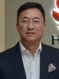 Huawei TT country manager Jeff Jin -