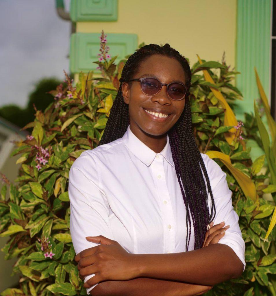 Ashlee Burnett is chairperson CIWiL TT national chapter. -
