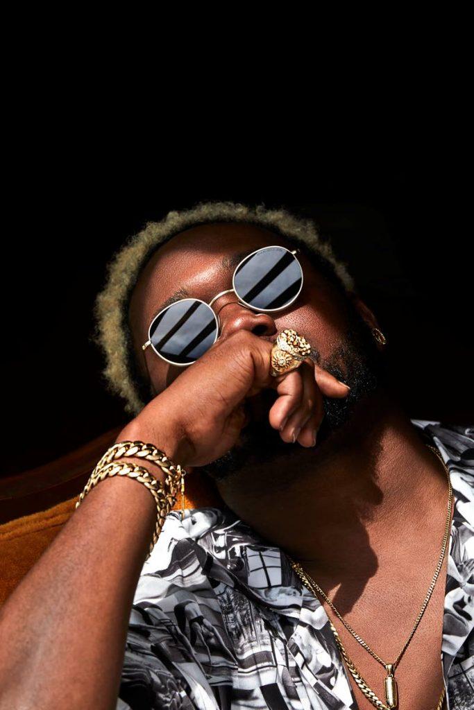 Jamaican Dancehall artiste Kranium -